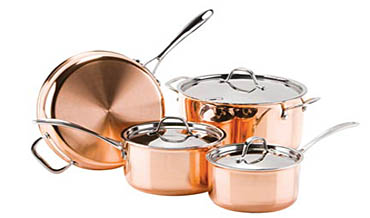 Batterie de cuisine sherbrooke - Batterie de cuisine en cuivre ...